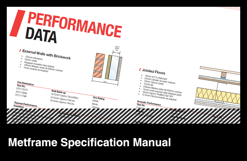 Metframe Specification Manual
