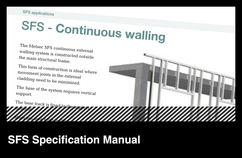 SFS Specification Manual